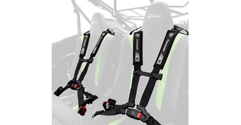 Click-6® Complete 6-Point Harness Kit