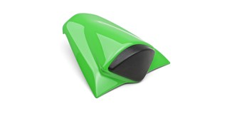 Seat Cowl, Lime Green/777