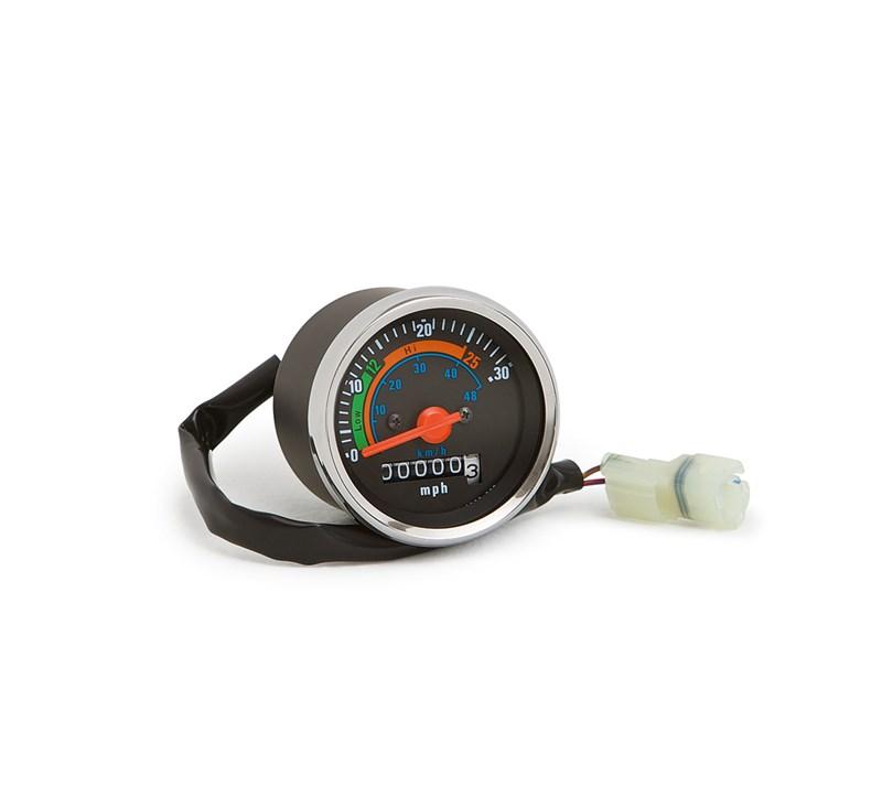 Speedometer/Odometer detail photo 1
