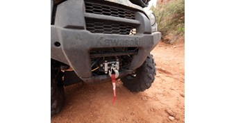 Winch Mount, Warn®