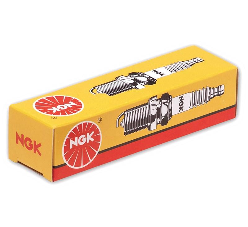 NGK V-power detail photo 1