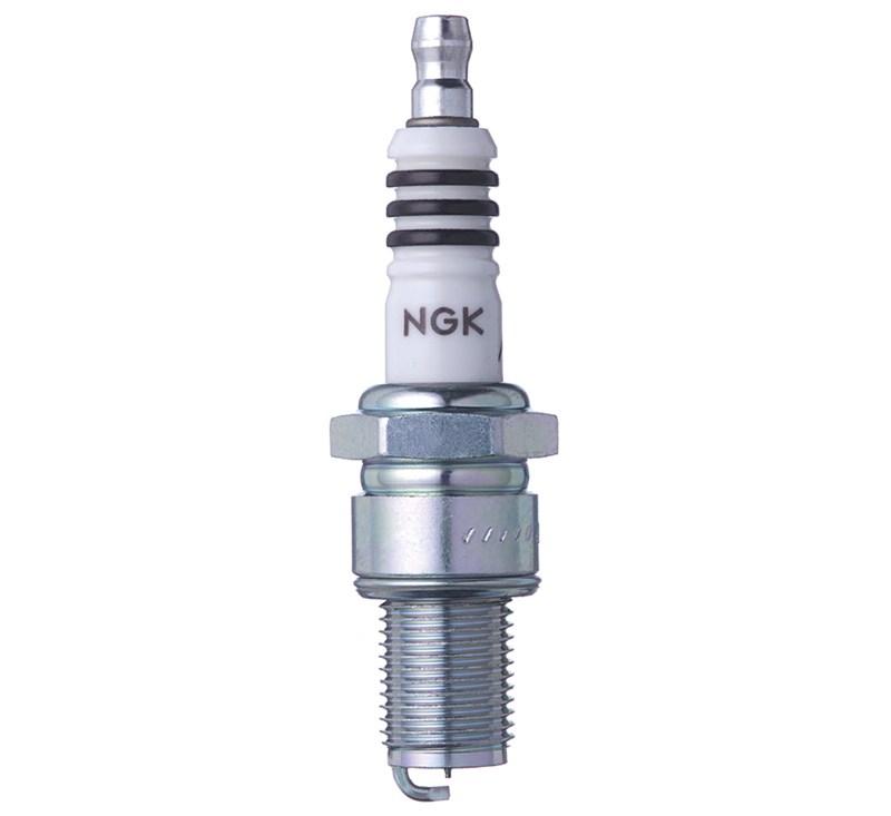 NGK Iridium IX Resistor detail photo 1