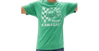 Kawasaki Heritage Flag T-shirt