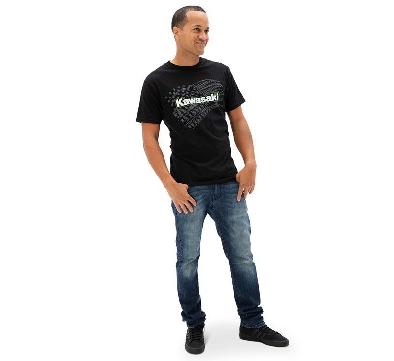 Tread T-Shirt detail photo 2