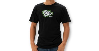 Team Green Race T-Shirt