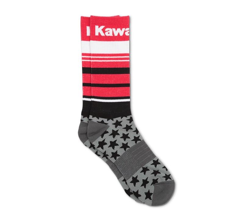 Kawasaki Star Socks detail photo 1