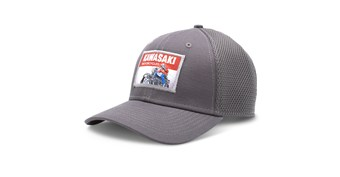 New Era© 9Fifty Kawasaki Heritage Logo Old School Sign Cap