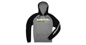Kawasaki Heritage Racing Pullover Sweatshirt