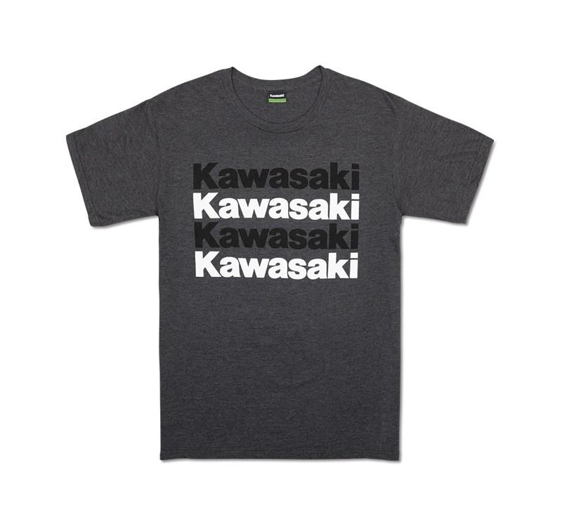 Kawasaki Repeat T-Shirt detail photo 1