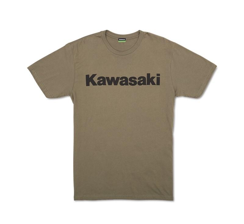 Kawasaki Logo T-Shirt detail photo 1