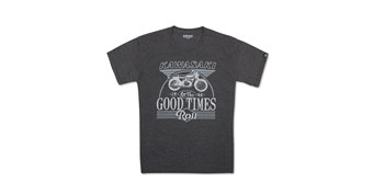 Kawasaki Heritage Let the Good Times Roll T-Shirt