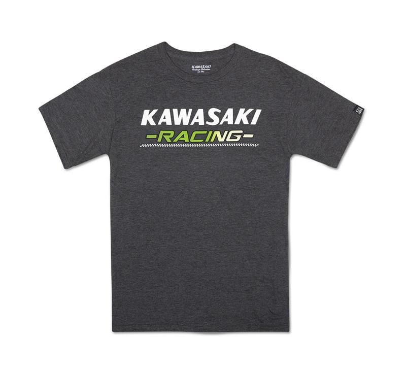 Kawasaki Heritage Racing T-shirt detail photo 1