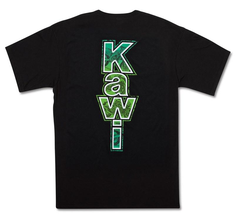 Kawasaki Fill T-Shirt detail photo 2
