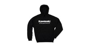 Kawasaki Let the Good Times Roll® Pullover Hooded Sweatshirt