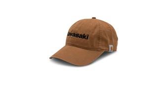 Kawasaki Carhartt® Canvas Cap, Carhartt® Brown