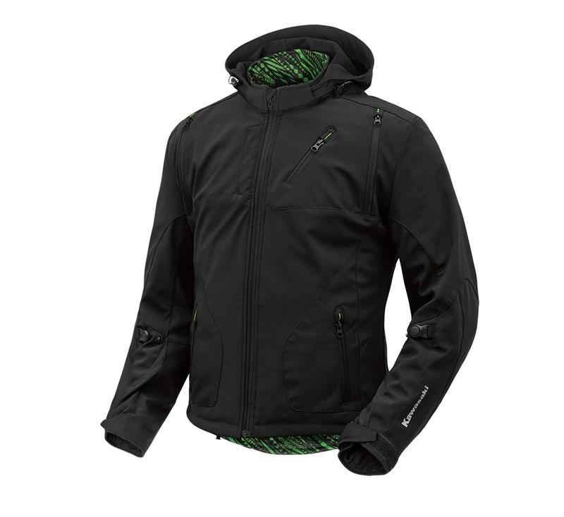 Fastlane Softshell Jacket detail photo 1