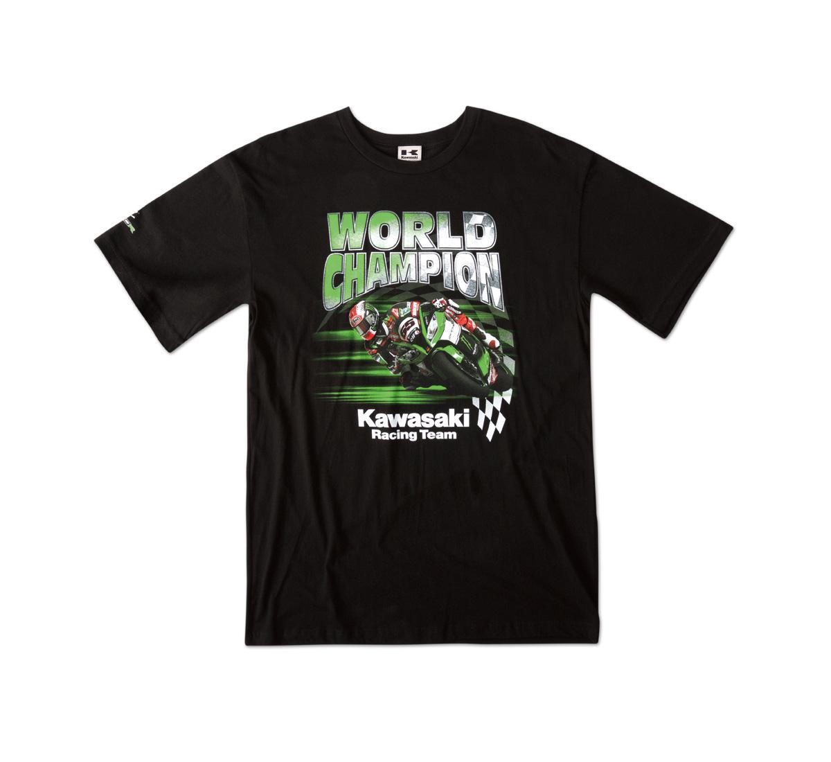Kawasaki World Superbike T Shirt