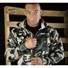 Army Camo Zip-Front Hooded Sweatshirt photo thumbnail 2