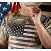 Flag Realtree® Xtra Green T-Shirt photo thumbnail 2