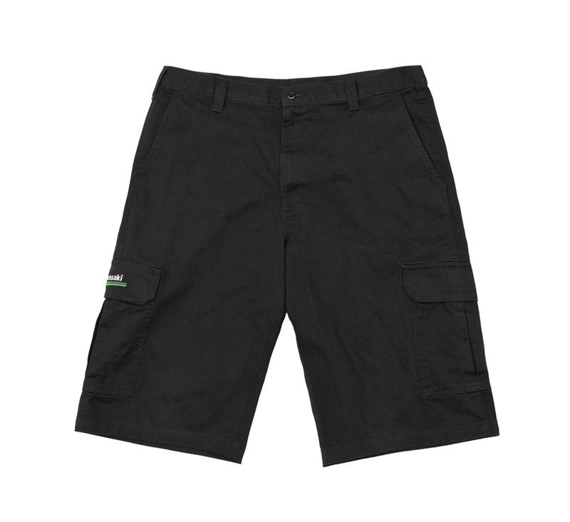 Dickies® Kawasaki 3 Green Lines Cargo Shorts detail photo 1