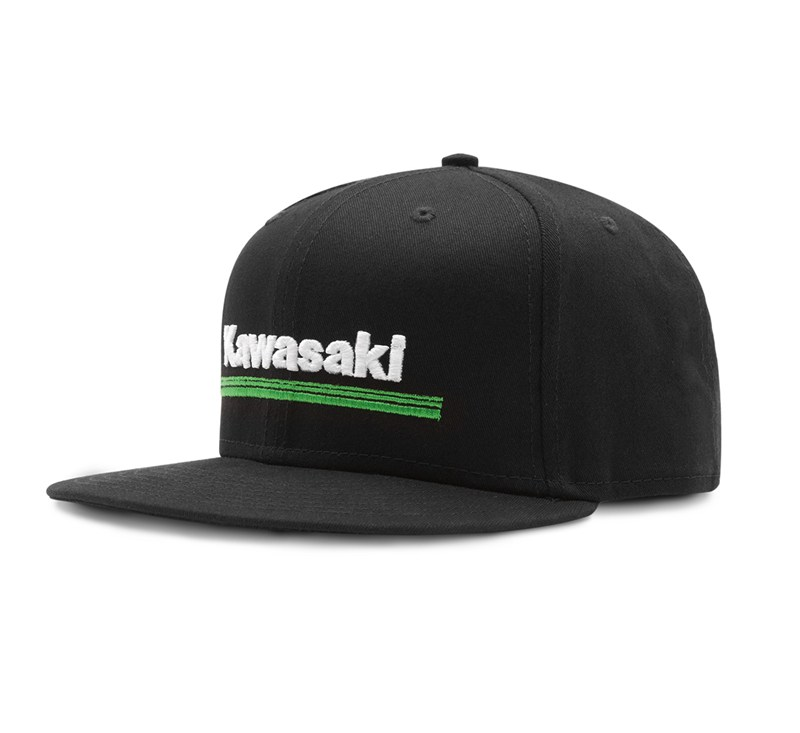 New Era© 9Fifty Kawasaki 3 Green Lines Cap detail photo 1