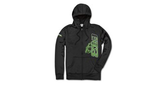 ET3 Thicker Than Dirt Zip Up Sweatshirt