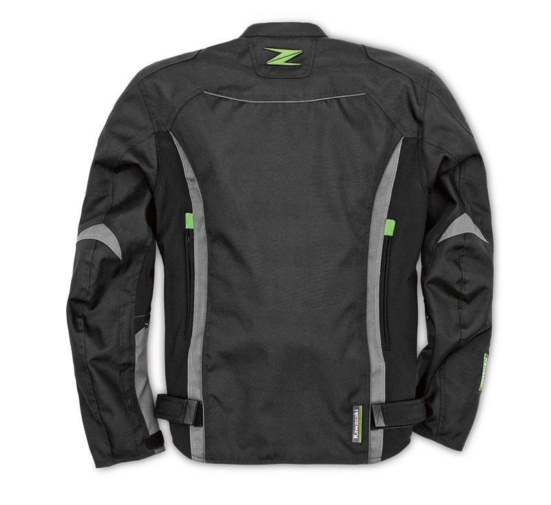 Z Textile Riding Jacket detail photo 2