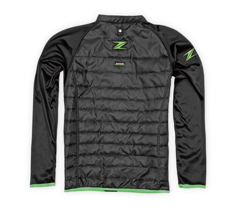 Z Textile Riding Jacket detail photo 4