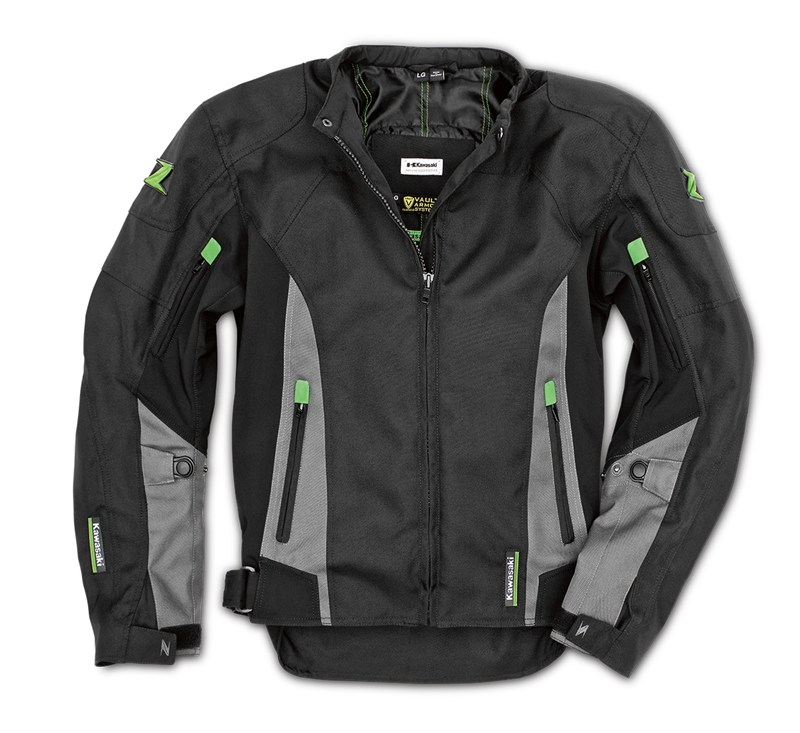 Z Textile Riding Jacket detail photo 1