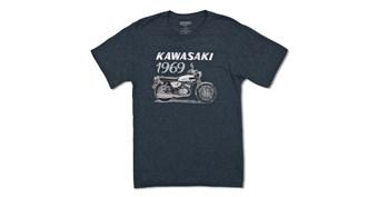 Kawasaki Heritage Mach III T-shirt