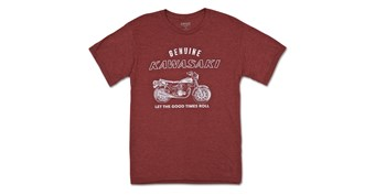 Kawasaki Heritage Genuine T-shirt