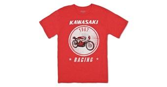 Kawasaki Heritage A7R T-shirt