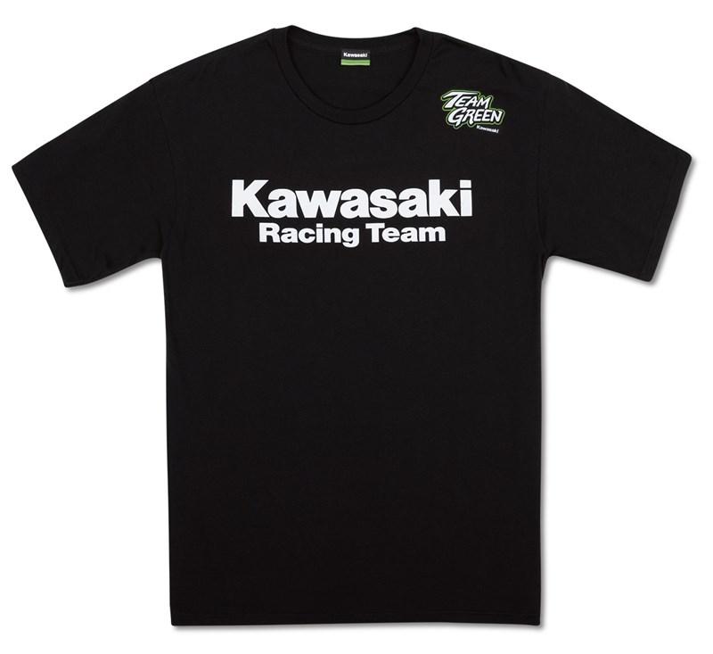 Kawasaki Racing Team T-Shirt detail photo 1