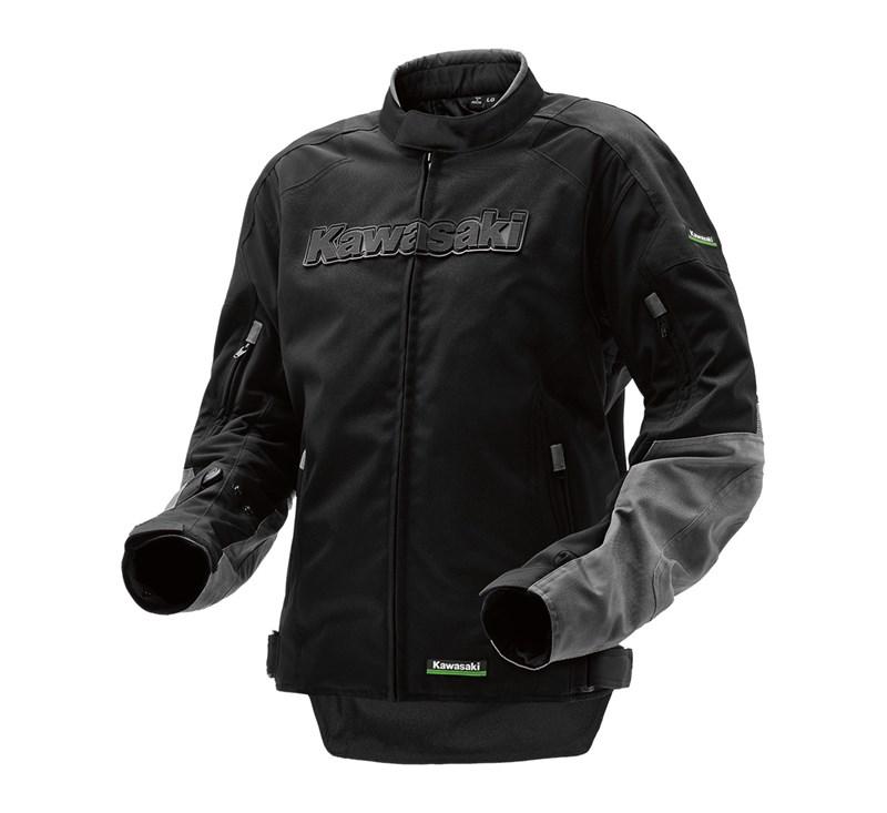 Kawasaki Riding Jacket detail photo 1