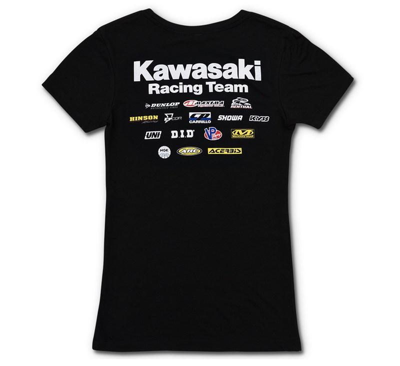 Women's Kawasaki Race Tee detail photo 2