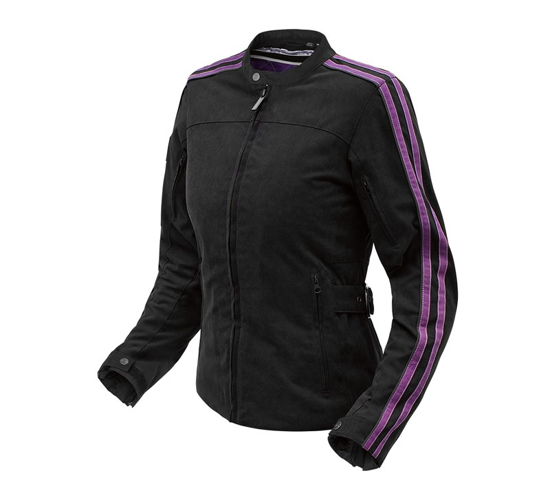 Women's Bombshell Textile Jacket detail photo 3