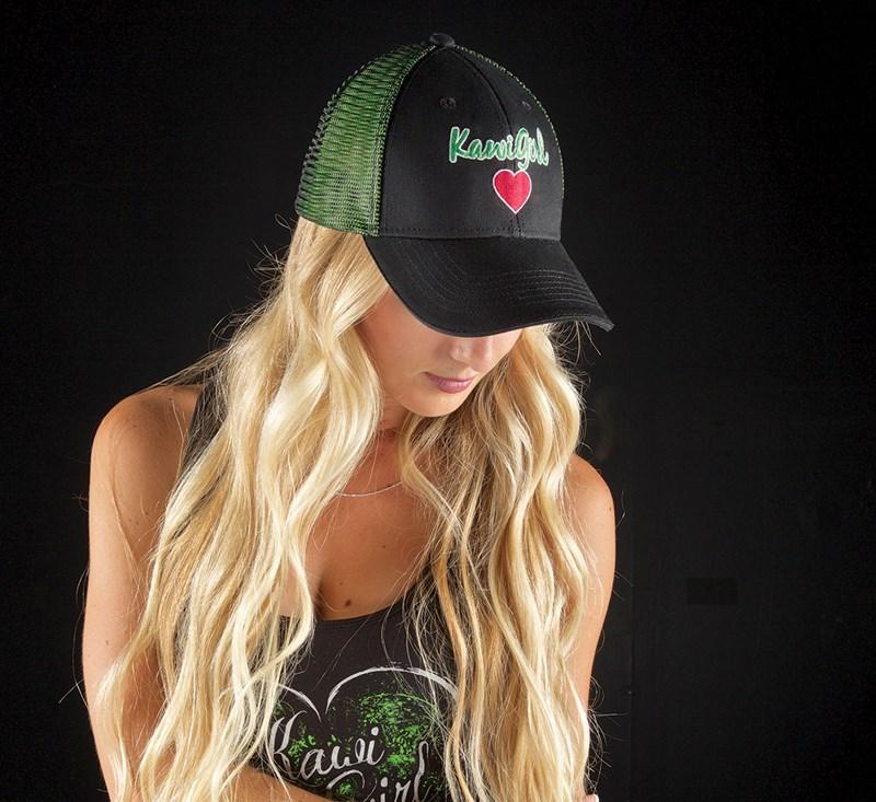 Kawi Girl™ Cap detail photo 1