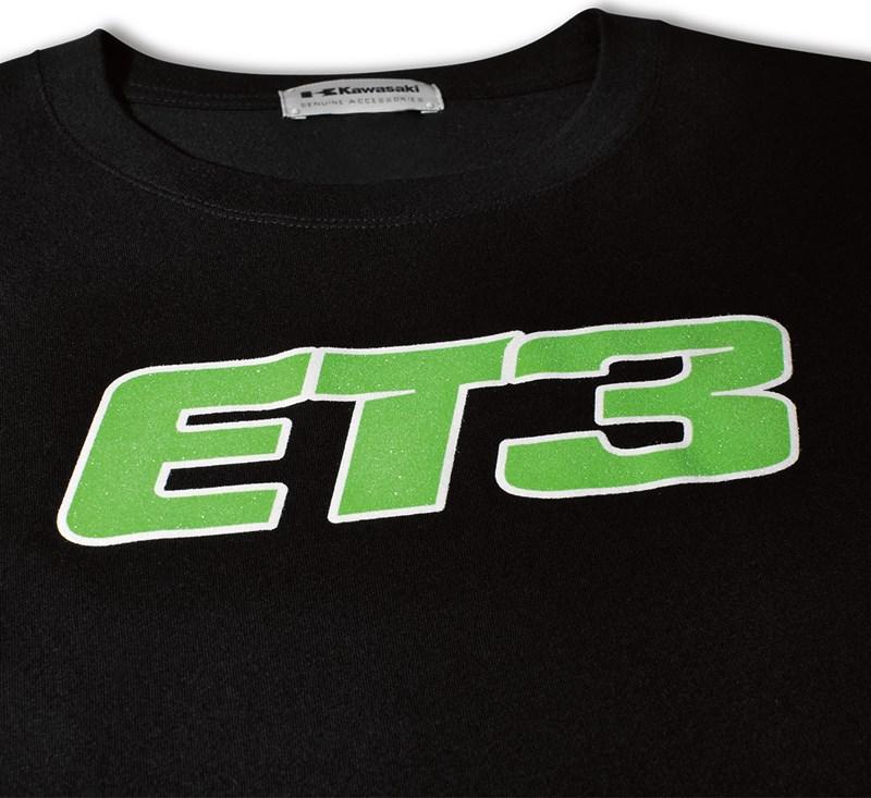 ET3 Women's Tee detail photo 2