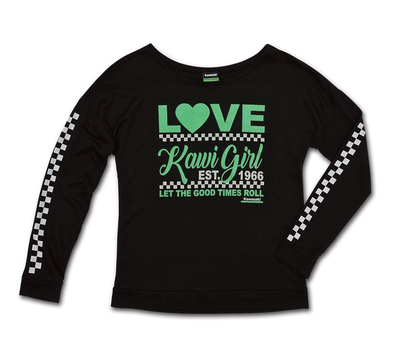 Women's Kawi Girl Sweatshirt detail photo 3