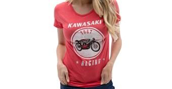 Women's Kawasaki Heritage A7R T-shirt