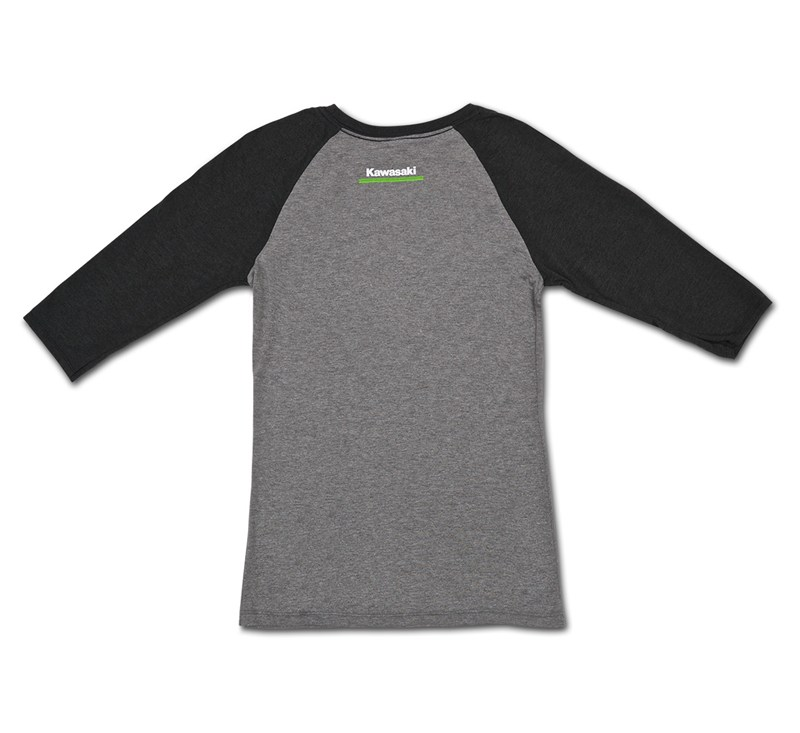 Women's Kawi Girl Raglan Tee detail photo 4