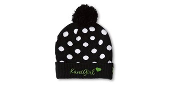 Women's New Era© Kawi Girl™ Pok-a-dot Pom Beanie