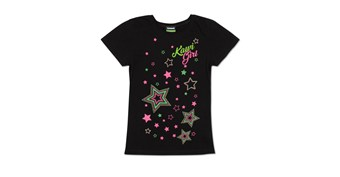 Youth Kawi Girl Star Tee