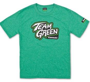 Youth Team Green T-Shirt