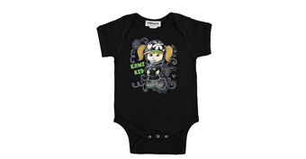Girl's Infant Kawi Kid Onesie