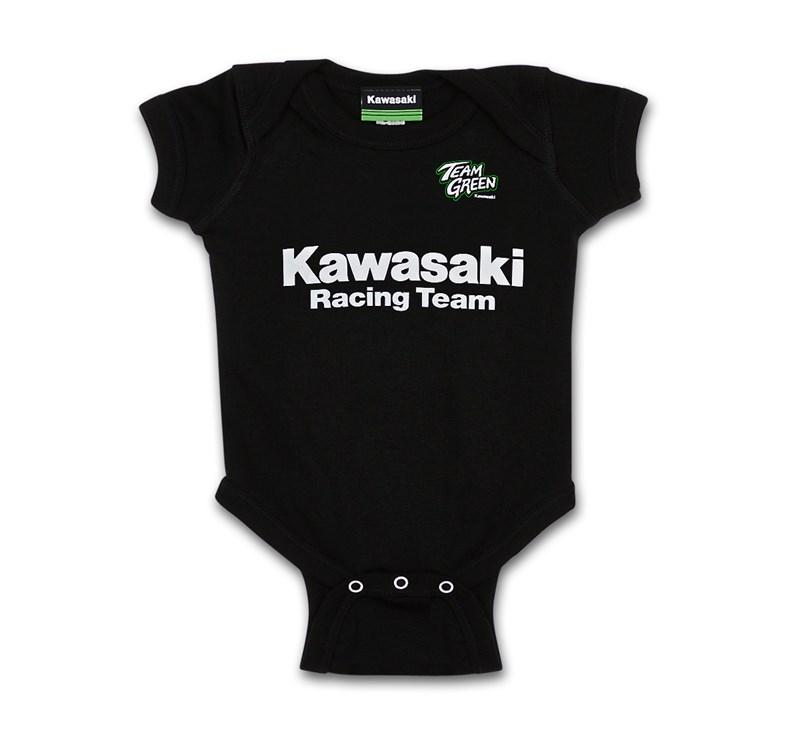 Infant Kawasaki Racing Team Onesie detail photo 1