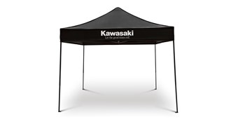 Kawasaki Let the Good Times Roll™ Canopy and Frame