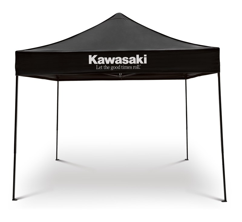 Kawasaki Let the Good Times Roll™ Canopy and Frame detail photo 1