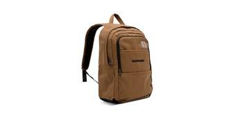 Kawasaki Carhartt® Canvas Backpack, Carhartt® Brown