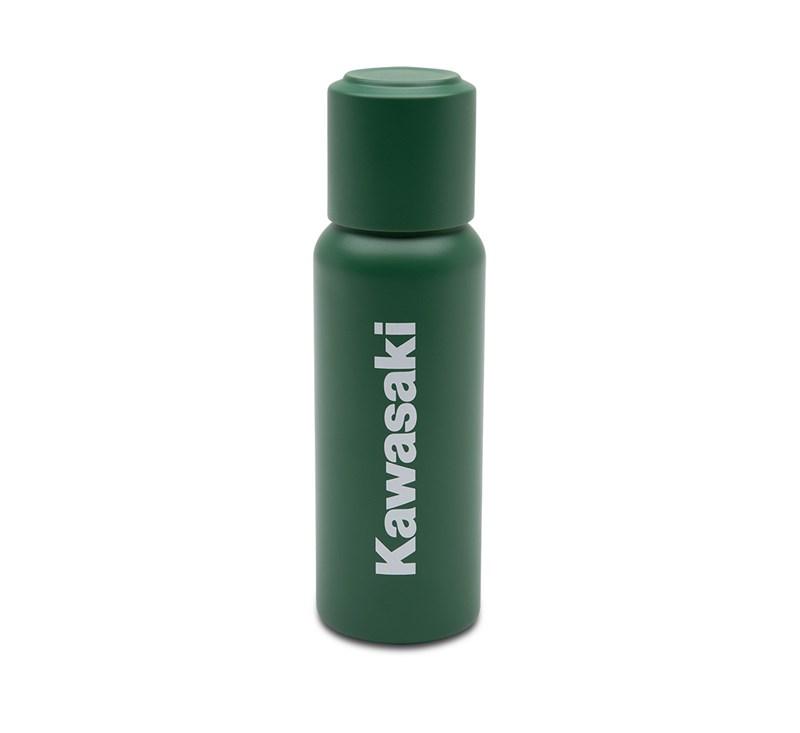 Kawasaki 16.9 oz Stainless Bottle detail photo 1
